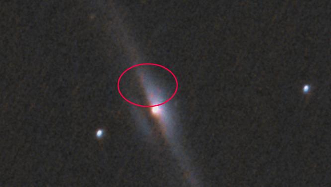Techniques photoshop astrophoto atténuer un bruit de chrominance sur une photo astro